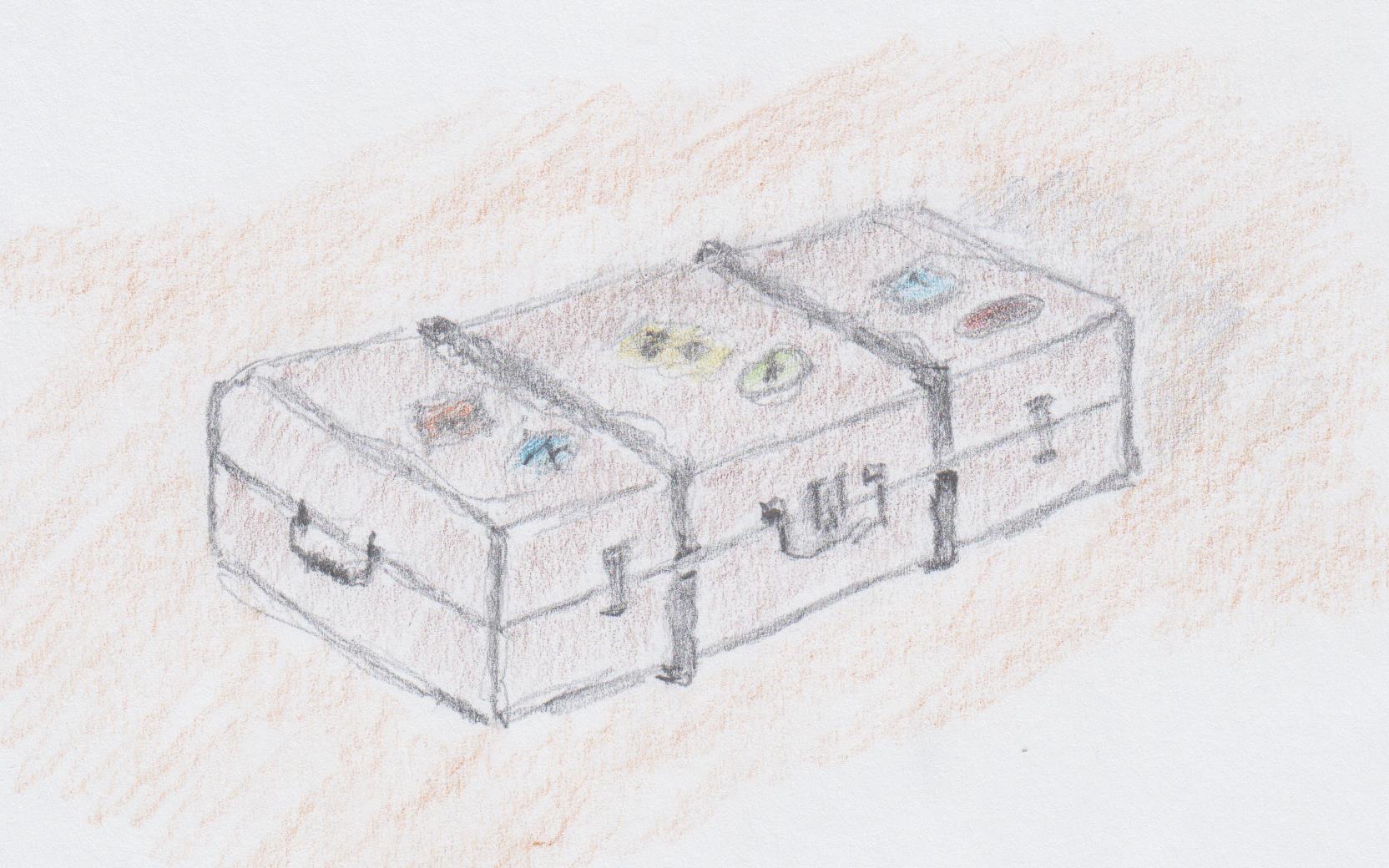 Rejsekufferten